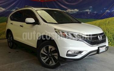 Honda CR-V 5p EXL L4/2.4 Aut usado (2016) color Blanco precio $319,000