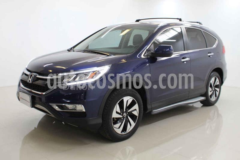 Honda CR-V EXL 2.4L (156Hp) usado (2016) color Azul precio $318,000