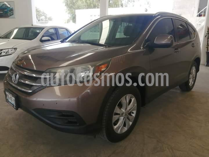Honda CR-V EX usado (2014) color Bronce precio $218,000