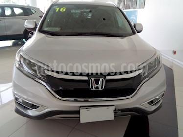 Honda CR-V EXL Navi usado (2016) color Plata precio $321,000