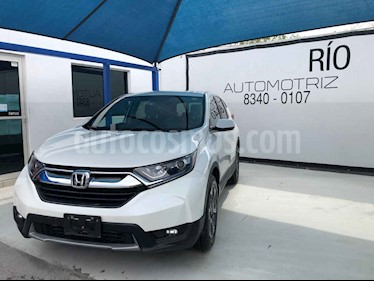 Honda CR-V Turbo Plus usado (2017) color Blanco precio $369,000