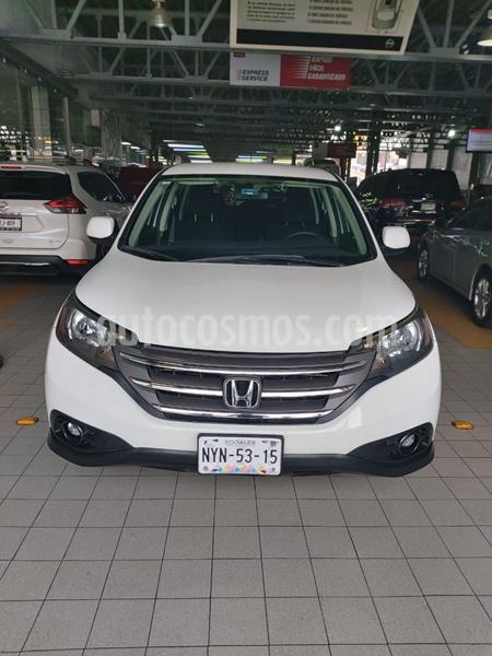 Honda CR-V EX 2.4L (156Hp) usado (2014) color Blanco precio $227,200