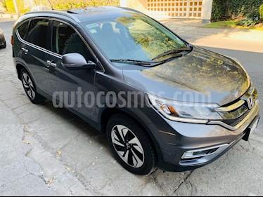 Honda CR-V EXL Navi usado (2016) color Gris precio $286,000