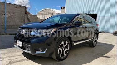 Honda CR-V Touring usado (2017) color Negro precio $378,000