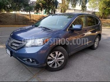 Foto Honda CR-V 5P EX TA 6 CD F. NIEBLA RA usado (2013) color Azul precio $215,000