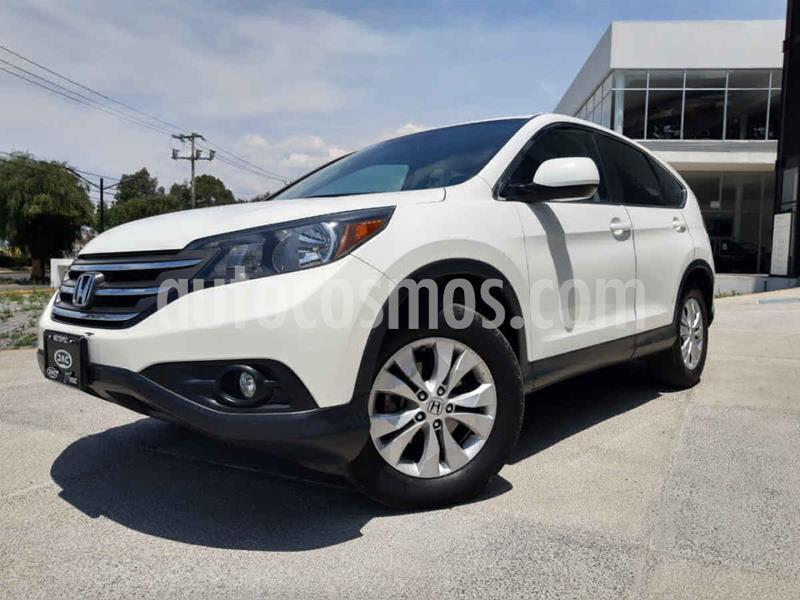 Honda CR-V EX 2.4L (156Hp) usado (2013) color Blanco precio $200,000