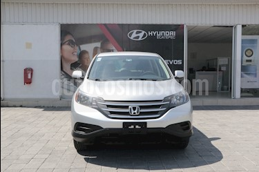 Honda CR-V LX 2.4L (156Hp) usado (2013) color Plata precio $200,000