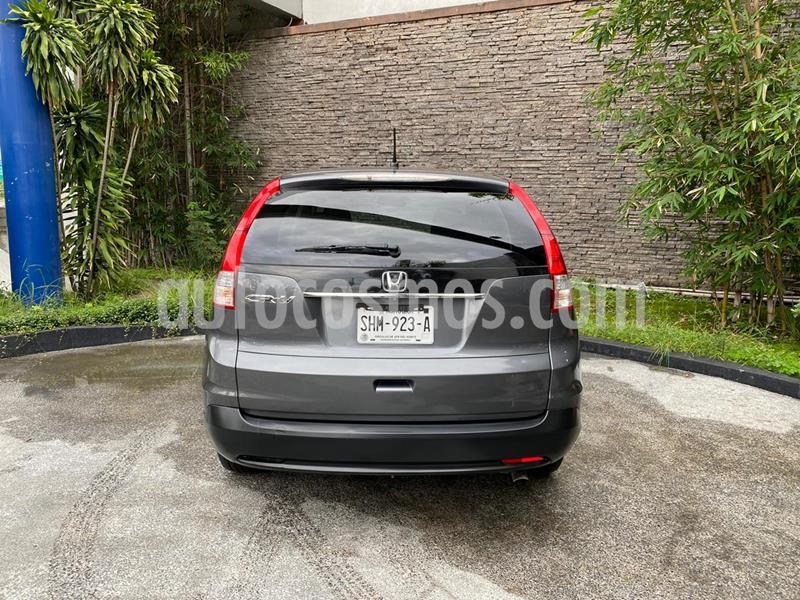 Honda CR-V EX usado (2014) color Gris precio $229,000
