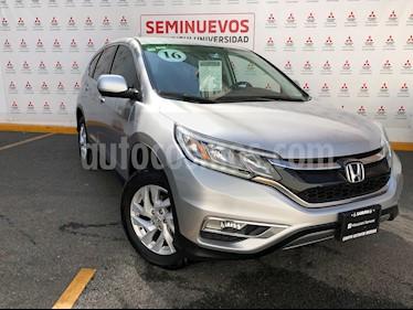 Honda CR-V i-Style usado (2016) color Plata Diamante precio $305,000