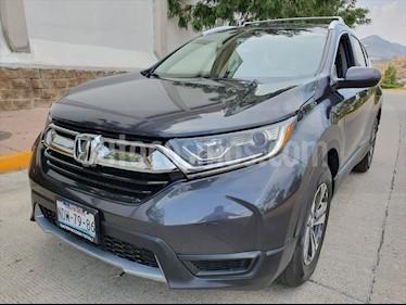 Honda CR-V EX usado (2017) color Gris Oscuro precio $325,000