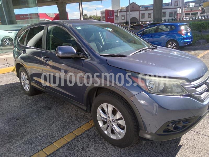 Honda CR-V EX 2.4L (156Hp) usado (2012) color Azul precio $198,000