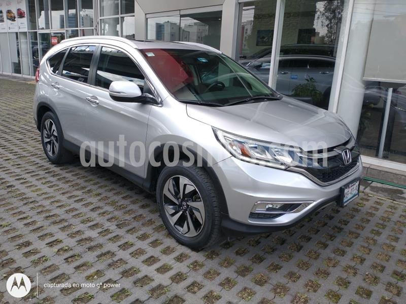 Honda CR-V EXL Navi usado (2016) color Plata precio $295,000
