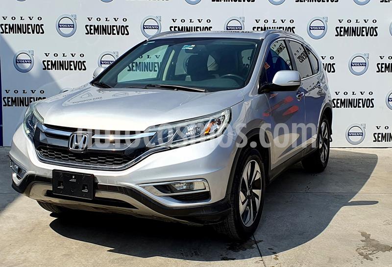 Honda CR-V EXL 2.4L (156Hp) usado (2016) color Plata Dorado precio $338,000