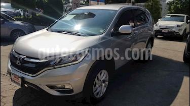 Honda CR-V i-Style usado (2016) color Plata precio $255,000