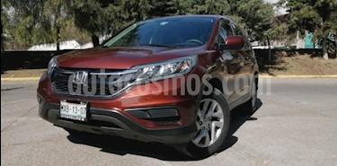 Honda CR-V 5P LX CVT CD RA-17 usado (2016) precio $299,000