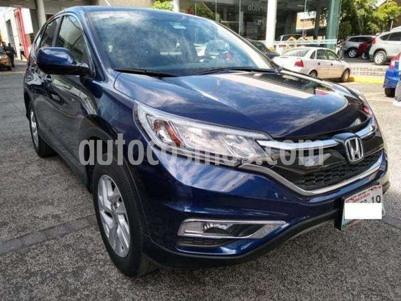 Honda CR-V i-Style usado (2016) color Azul precio $295,000