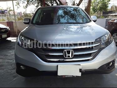 Honda CR-V EX usado (2013) color Plata precio $215,000