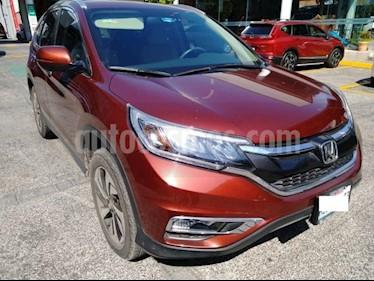 Honda CR-V 5P EXL CVT A/AC. AUT. QC PIEL DVD GPS RA-18 usado (2016) precio $356,000