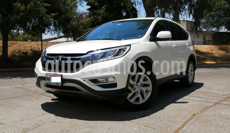 Honda CR-V i-Style usado (2016) color Blanco precio $305,000