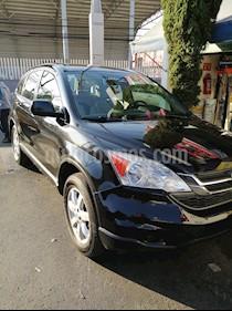 Honda CR-V LX 2.4L (166Hp) usado (2011) color Negro precio $167,000