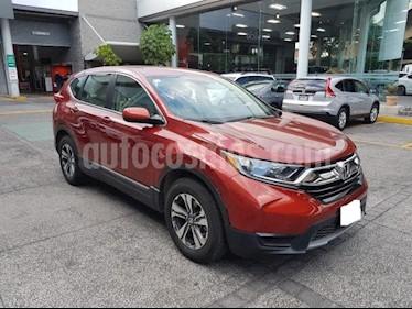 Honda CR-V 5P EX 2.4L CVT RA-17 usado (2018) color Rojo precio $379,000