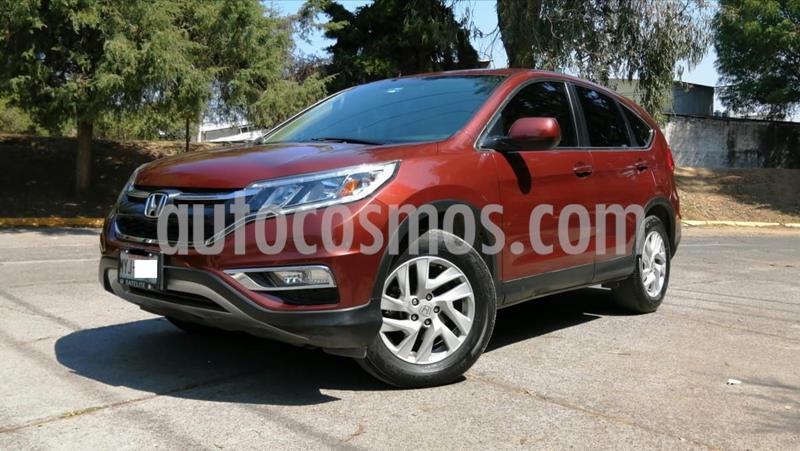 Honda CR-V i-Style usado (2016) color Rojo precio $308,000