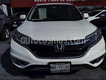 Foto Honda CR-V EXL Navi usado (2015) color Blanco Marfil precio $255,000