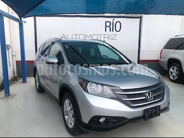 Honda CR-V EXL usado (2014) color Plata precio $229,000
