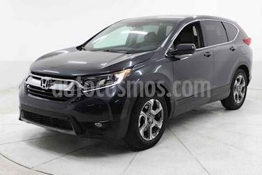 Honda CR-V Turbo Plus usado (2017) color Negro precio $365,000