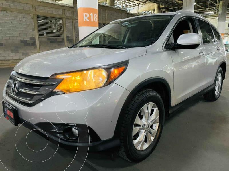 Foto Honda CR-V EX 2.4L (156Hp) usado (2013) color Plata precio $218,000
