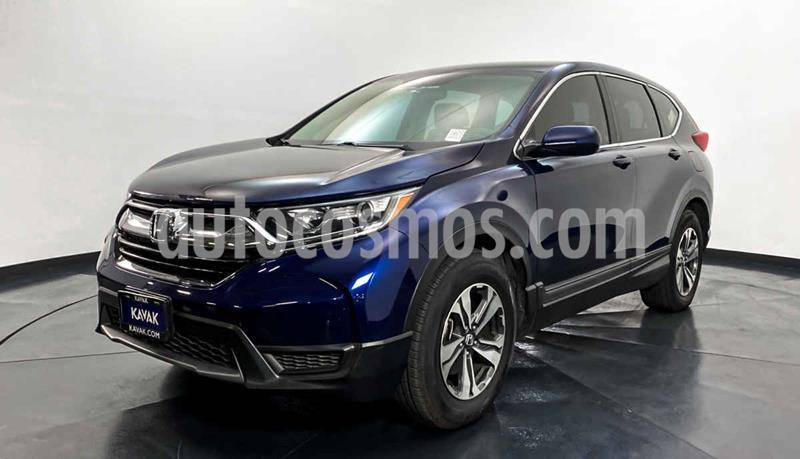 Honda CR-V EX 2.4L (156Hp) usado (2017) color Azul precio $344,999
