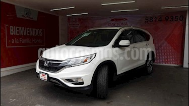 Honda CR-V EXL 2.4L (166Hp) usado (2016) color Blanco precio $318,000