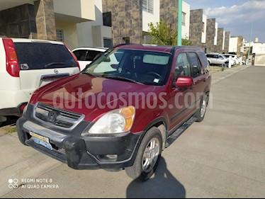 Honda CR-V EXL 2.4L (166Hp) usado (2003) color Bordo precio $89,000