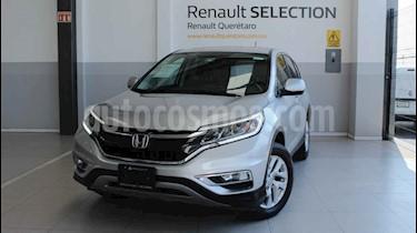 Honda CR-V i-Style usado (2016) color Plata precio $285,000