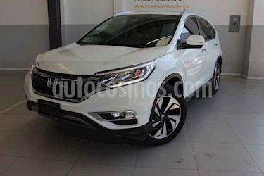 Honda CR-V EXL usado (2016) color Blanco precio $315,000