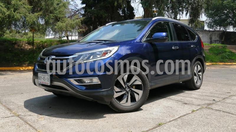 Honda CR-V EXL 2.4L (156Hp) usado (2015) color Azul precio $284,000