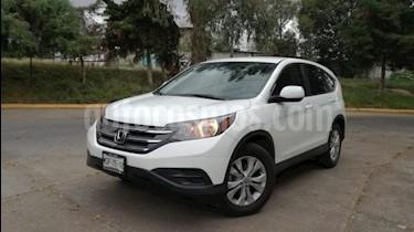 Honda CR-V 5P LX TA CD RA usado (2014) color Blanco precio $235,000