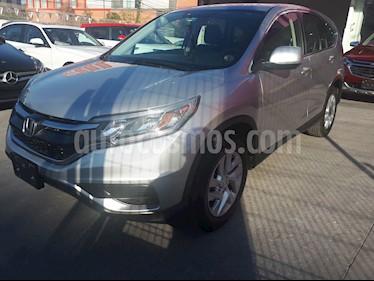 Honda CR-V LX 2.4L (156Hp) usado (2016) color Plata precio $295,000