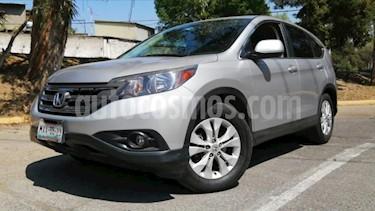 Honda CR-V 5P EX TA CD F.NIEBLA RA usado (2014) color Plata precio $218,000