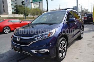 Honda CR-V EXL 2.4L (156Hp) usado (2016) color Azul precio $289,000