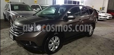 Foto Honda CR-V EX 2.4L (156Hp) usado (2014) color Cafe precio $235,000