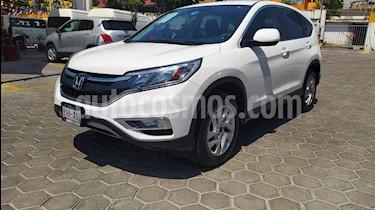 Honda CR-V i-Style usado (2015) color Blanco Marfil precio $275,000