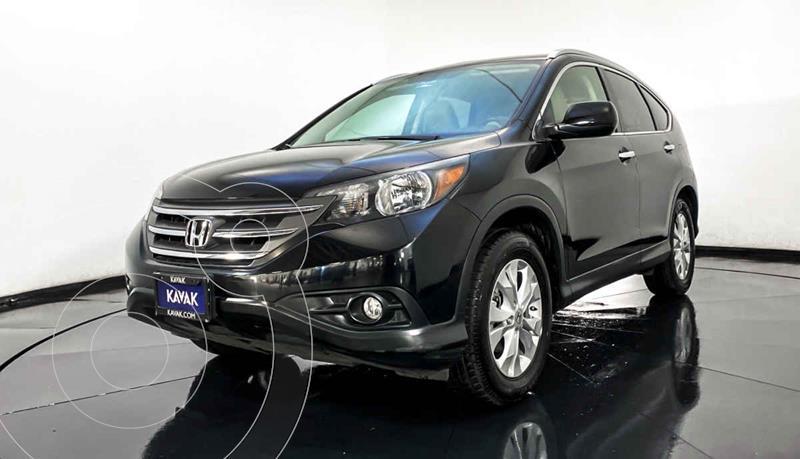 Honda CR-V EXL NAVI 4WD usado (2013) color Negro precio $222,999