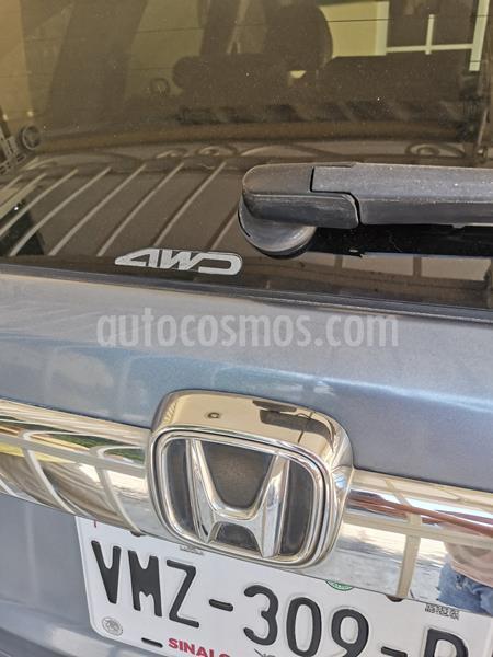Honda CR-V EXL 2.4L (166Hp) usado (2009) color Plata precio $145,000