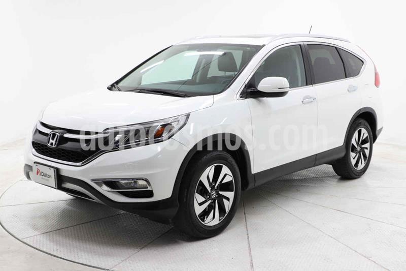 Honda CR-V EXL NAVI 4WD usado (2015) color Blanco precio $299,000