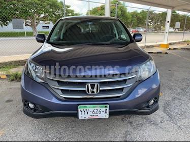 Honda CR-V EX Premium usado (2013) color Azul precio $209,000