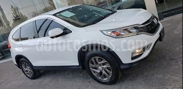 Honda CR-V i-Style usado (2015) color Blanco precio $269,000