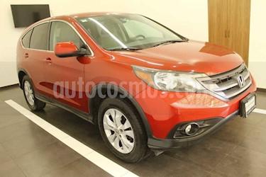 Honda CR-V EX usado (2013) color Rojo precio $195,000