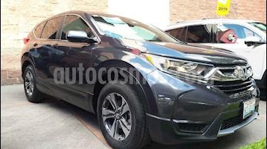 Foto Honda CR-V EX 2.4L (156Hp) usado (2018) color Gris precio $375,000