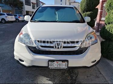 Honda CR-V EXL 2.4L (156Hp) usado (2011) color Blanco precio $180,000